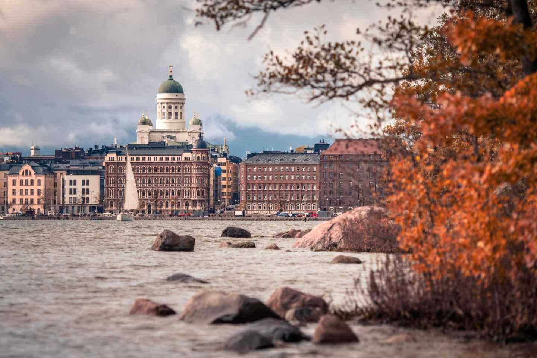 Helsinki: Kleingruppenwanderung mit Stadtplanerführer