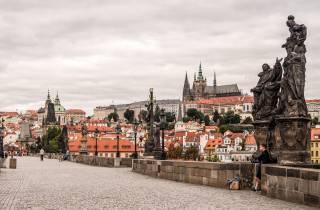 Prag: Prager Burg, Nationalmuseum und Altes Rathaus
