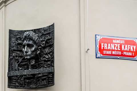 Prague Through the Eyes of Franz Kafka 2.5-Hour Tour