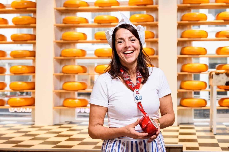 Köln: Käseherstellung mit Verkostern & Geschenk