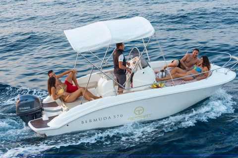 Capri Island & Blue Cave Private Boat Tour from Sorrento