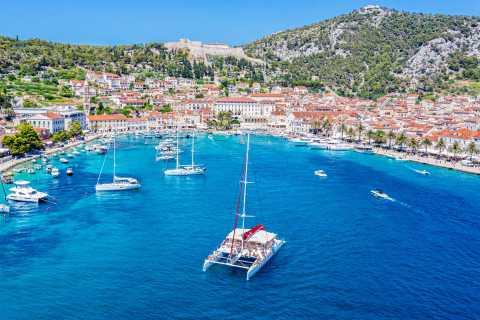 Split: Private Hvar and Pakleni Islands Experience