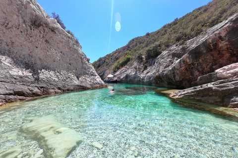 "Split: Vis Island Cruise, ""Mamma Mia"" Locations & Snorkeling"