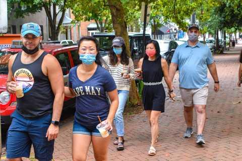 Washington DC: Geschmack der Georgetown Walking Food Tour