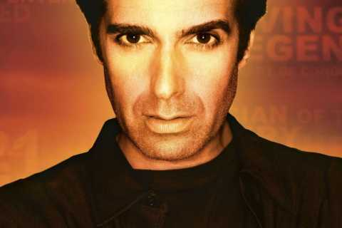 Las Vegas: David Copperfield at the MGM Grand