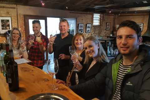 Adelaide: City Highlights, Hahndorf Town, and Wine Tastings
