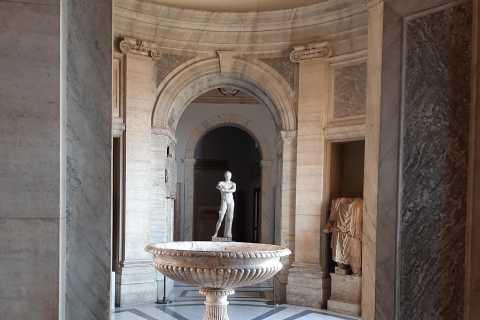 Noite do Vaticano: Museus e Visita Guiada à Capela Sistina