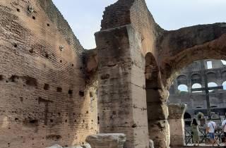 3-in-1: Kolosseum, Kapuzinerkrypta und Vatikanführung