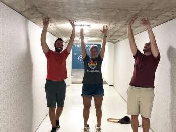 Houston: Unterirdisches Tunnelsystem der Innenstadt