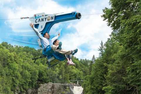 Canyon Sainte-Anne: AirCANYON Ride and Park Entry