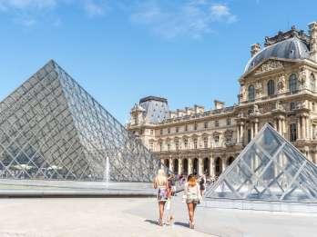 Louvre: Führung mit optionalem Ticket