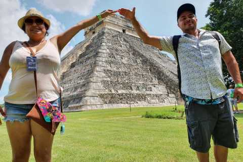 Cancun & Riviera Maya: Chichen Itza Sunrise with Lunch