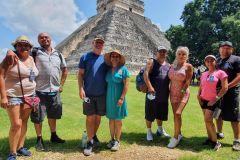 Chichén Itzá: Valladolid, Cenote, Tequila e Almoço