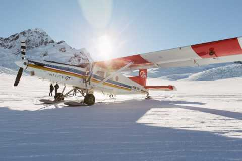 Mount Cook: 30-Minute Ski Plane Flight with West Coast Views