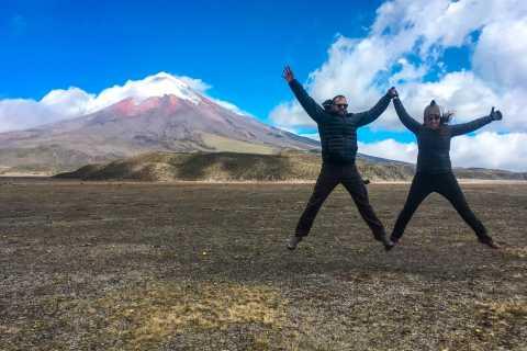 De Quito: Excursão de dois dias a Cotopaxi e Quilotoa