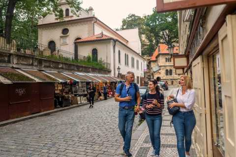 Prague Old Town and Jewish Quarter 1.5-hour Guided Tour