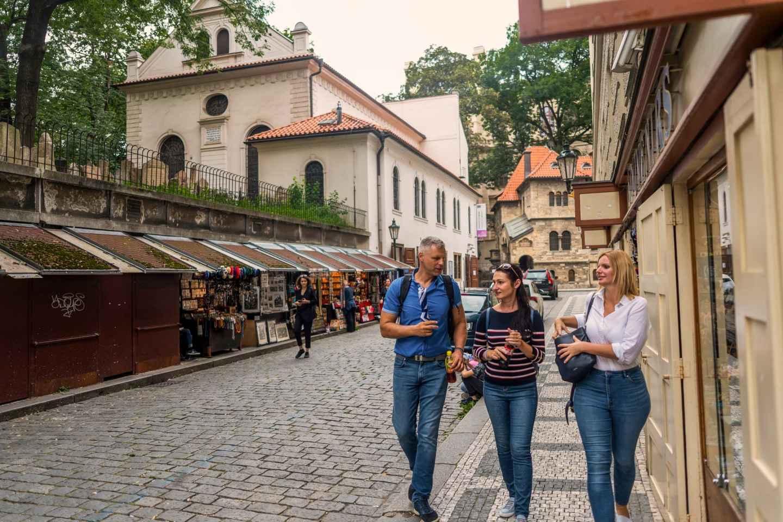 Prag: 1,5-stündige Tour Altstadt und jüdisches Viertel