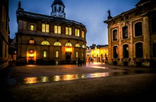 "Oxford: Offizielle Geistertour ""Haunted Oxford"""