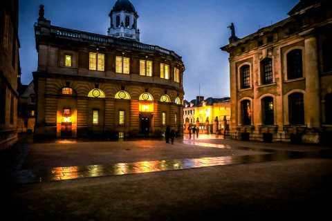"""Oxford: Oficjalna wycieczka duchów """"Nawiedzony Oxford"""""""