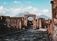 Ab Neapel: Sightseeing-Tagestour nach Pompeji & Herculaneum