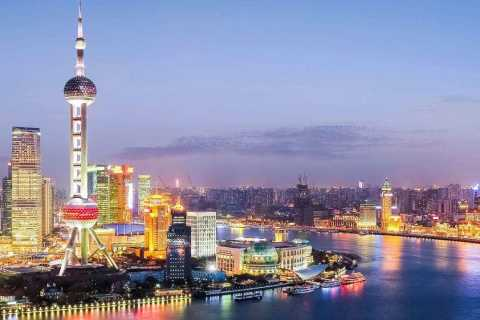 Shanghai: Oriental Pearl Tower Entry & Huangpu River Cruise