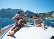 Ab Sorrent: U-30-Bootsfahrt nach Capri