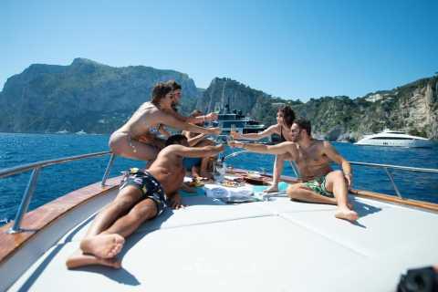 From Sorrento: Under 30s Boat Trip to Capri