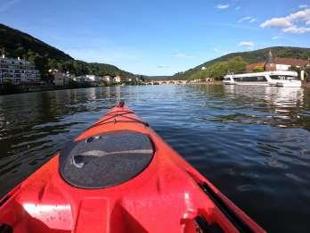 Heidelberg: 2-stündige Kajaktour