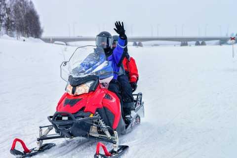 Rovaniemi: Snowmobile Safari Adventure