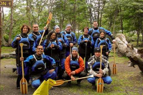 Ab Ushuaia: Escondido See 4x4 Off-Road Ausflug mit Kanu