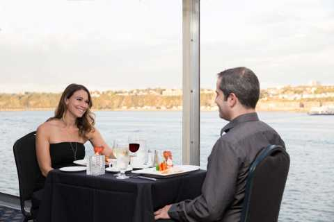 Quebec City: 5-Course Dinner Cruise
