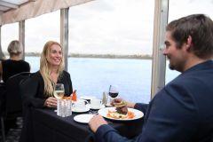 Montréal: 5-jantar com jantar de cruzeiro