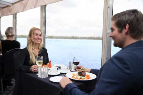 Montréal: Dinner-Kreuzfahrt mit 5 Gängen