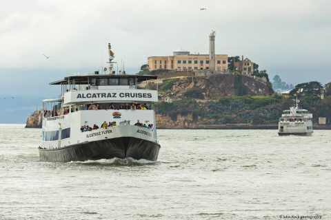 Alcatraz Island and Guided City Tour