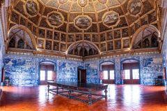 Palácio Nacional de Sintra e Jardins: Ingresso Sem Fila