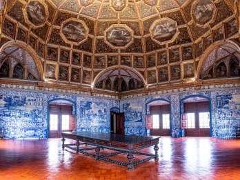 Palácio Nacional de Sintra und Gärten: Bevorzugter Einlass