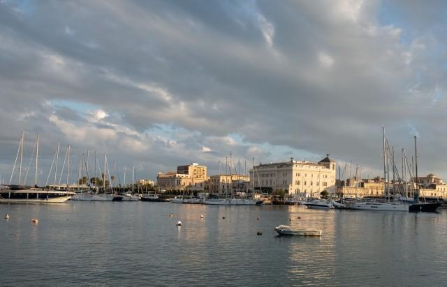 Sicilië: boottocht in Ortigia