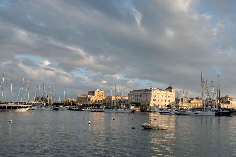 Sizilien: Ortygia Bootsfahrt