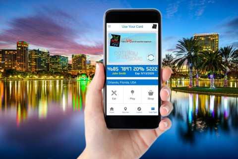 Orlando: Eat, Play and Shop Digital Discount Card