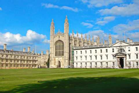 Oxford and Cambridge Universities Tour