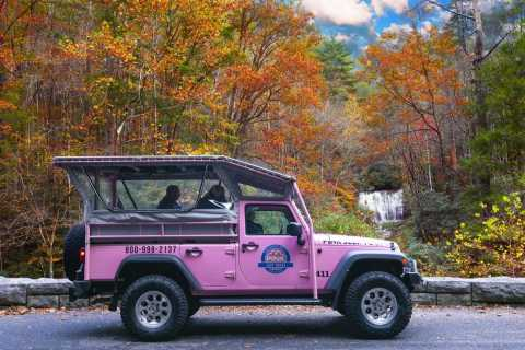 Pigeon Forge: Valleys & Views Smoky Mountains Jeep Tour