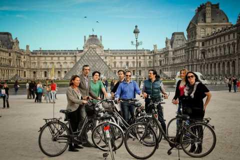 Paris: Half-Day Electric Bike Tour