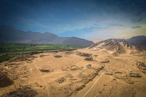 From Lima: Full Day Trip to Caral
