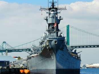 Los Angeles: Ticket für das Schlachtschiff Iowa Museum