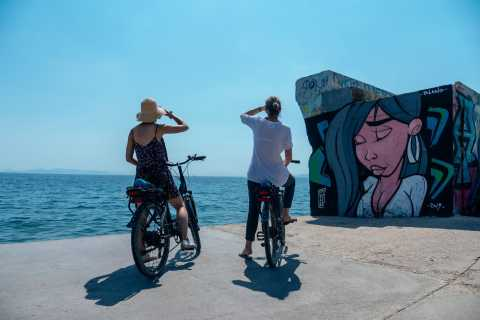 Seaside Tour with Electric Bike