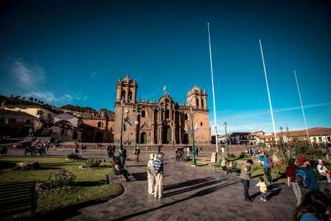 Cusco: Half-Day City and Nearby Archaeological Sites Tour