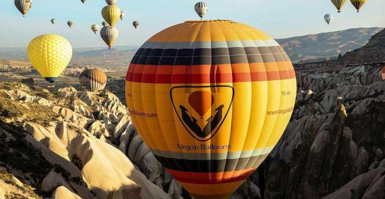 Discover the Beauty of Cappadocia by Hot Air Balloon