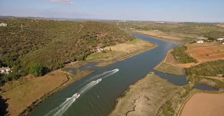 De Portimão: Passeio de Barco Rio Arade