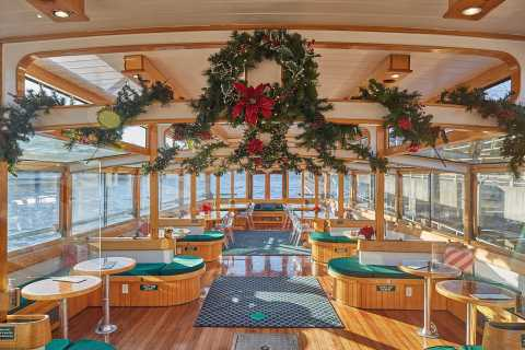 Nueva York: crucero Sunset Holiday Cocoa
