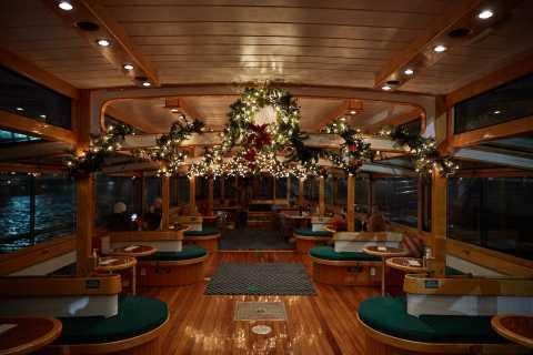 NYC: Night Holiday Lights i Cocoa Cruise